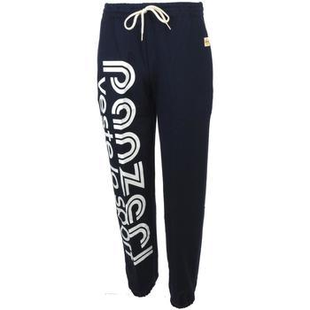 a7ab14688a247 Vêtements Homme Pantalons de survêtement Panzeri Hobby l navy pantsurvt  Bleu marine / bleu nuit