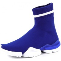 Chaussures Baskets montantes Reebok Sport Sock Run_R Unisex Bleu