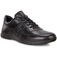 Chaussures Homme Baskets basses Ecco Irving Noir