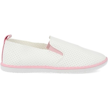 Chaussures Femme Slip ons Suncolor AA620 Rosa