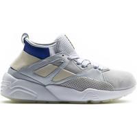 Chaussures Femme Baskets basses Puma x CAREAUX BOG Sock bleu