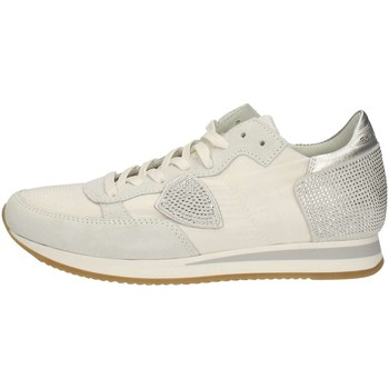 Chaussures Femme Baskets basses Philippe Model TRLDSD10 BLANC