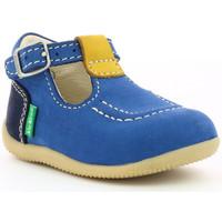 Chaussures Enfant Ballerines / babies Kickers Bonbek BLEU