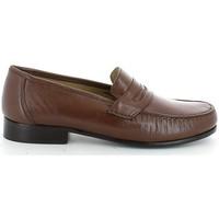 Chaussures Homme Mocassins Gio' Line ROBERTO.03_39 Marron
