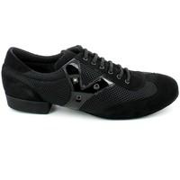 Chaussures Homme Derbies & Richelieu L'angolo 1110.01_41 Noir