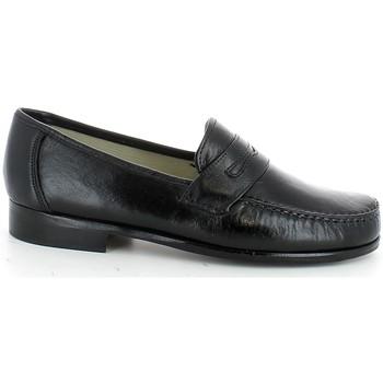 Chaussures Homme Mocassins Gio' Line ROBERTO.01_39 Noir