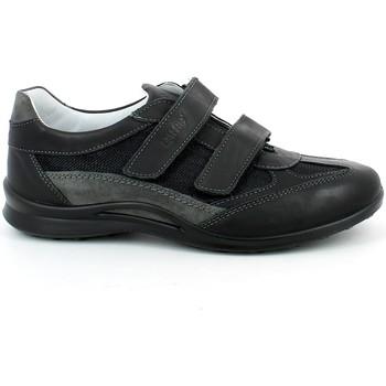 Chaussures Homme Baskets basses Grisport 8407.01_40 Noir