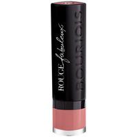 Beauté Femme Rouges à lèvres Bourjois Rouge Fabuleux Lipstick 002-a L'Eau Rose 2,4 g