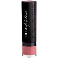Beauté Femme Rouges à lèvres Bourjois Rouge Fabuleux Lipstick 006-sleepink Beauty 2,4 g