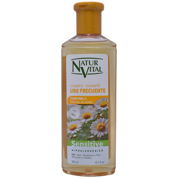 Beauté Shampooings Naturaleza Y Vida Shampoing Sensitive Camomila  300 ml