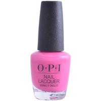 Beauté Femme Vernis à ongles Opi Nail Lacquer no Turning Back From Pink Street  15 ml