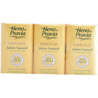 Beauté Produits bains Heno De Pravia Original Savon Natural Coffret 3 X 150 Gr 3 x 150 g