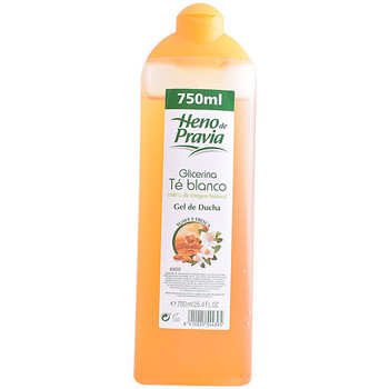 Beauté Produits bains Heno De Pravia Glicerina Té Blanco Gel Douche  750 ml