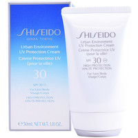 Beauté Protections solaires Shiseido Urban Environment Uv Protection Cream Spf30  50 ml