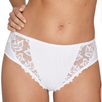 Sous-vêtements Femme Culottes & slips Primadonna Culotte taille haute Deauville blanc Blanc