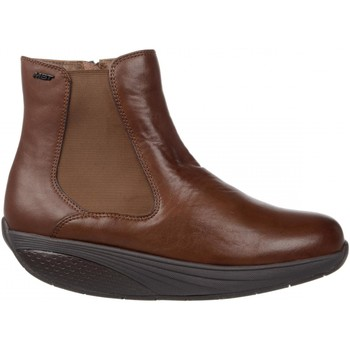 Chaussures Femme Boots Mbt 700854-025N Marrone
