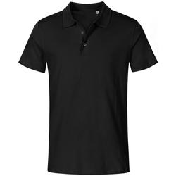 Vêtements Homme Polos manches courtes Promodoro Polo Jersey Hommes noir