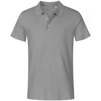 Vêtements Homme Polos manches courtes Promodoro Polo Jersey Hommes gris clair