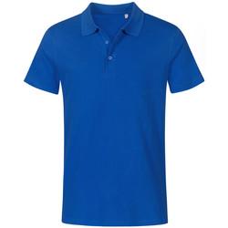 Vêtements Homme Polos manches courtes Promodoro Polo Jersey Hommes bleu roi