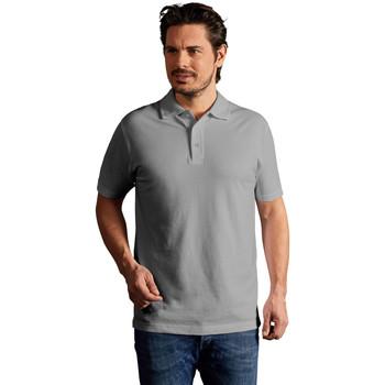 Vêtements Homme Polos manches courtes Promodoro Polo Premium Hommes gris