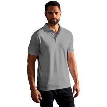 Vêtements Homme Polos manches courtes Promodoro Polo de travail Hommes gris clair