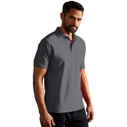Vêtements Homme Polos manches courtes Promodoro Polo de travail Hommes gris acier