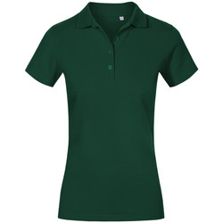 Vêtements Femme Polos manches courtes Promodoro EXCD Polo Femmes vert forêt