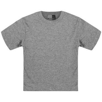 Vêtements Enfant T-shirts manches courtes Promodoro T-shirt Premium Enfants gris foncé-mélange