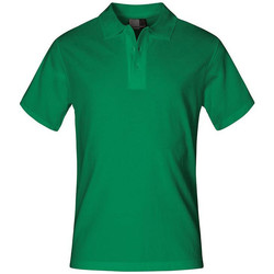Vêtements Homme Polos manches courtes Promodoro Polo supérieur Hommes vert kelly