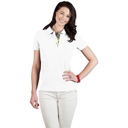 Vêtements Femme Polos manches courtes Promodoro Polo supérieur