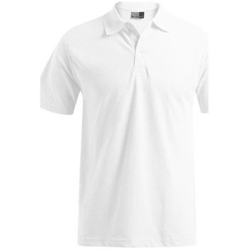 Vêtements Homme Polos manches courtes Promodoro Polo de travail Hommes blanc
