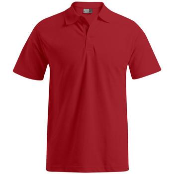 Vêtements Homme Polos manches courtes Promodoro Polo de travail Hommes rouge feu