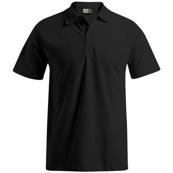 Vêtements Homme Polos manches courtes Promodoro ECXD Polo Hommes noir