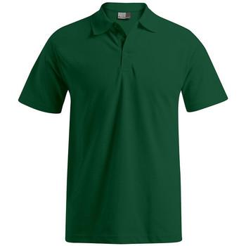 Vêtements Homme Polos manches courtes Promodoro Polo de travail grandes tailles Hommes vert forêt