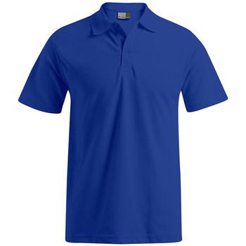 Vêtements Homme Polos manches courtes Promodoro Polo de travail grandes tailles Hommes bleu roi