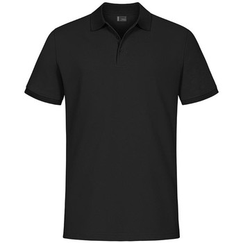 Vêtements Homme Polos manches courtes Promodoro EXCD Polo grandes tailles Hommes graphite