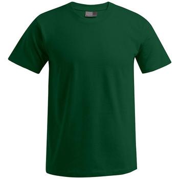 Vêtements Homme T-shirts manches courtes Promodoro T-Shirt Premium Hommes vert forêt