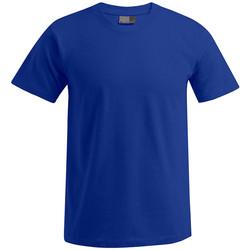 Vêtements Homme T-shirts manches courtes Promodoro T-shirt Premium grandes tailles Hommes bleu roi