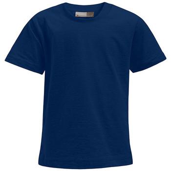 Vêtements Enfant T-shirts manches courtes Promodoro T-shirt Premium Enfants bleu marine