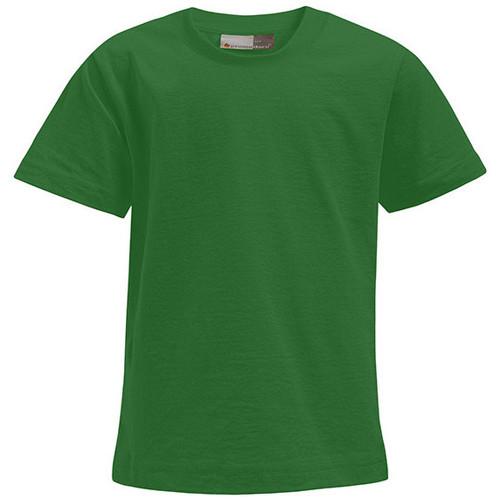 Vêtements Enfant T-shirts manches courtes Promodoro T-shirt Premium Enfants vert kelly