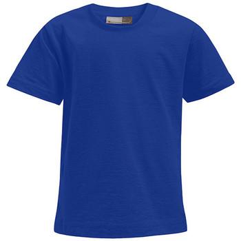 Vêtements Enfant T-shirts manches courtes Promodoro T-shirt Premium Enfants bleu roi