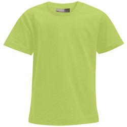 Vêtements Enfant T-shirts manches courtes Promodoro T-shirt Premium Enfants vert lime sauvage