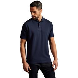 Vêtements Homme Polos manches courtes Promodoro Polo supérieur Hommes bleu marine