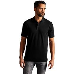 Vêtements Homme Polos manches courtes Promodoro Polo supérieur Hommes noir