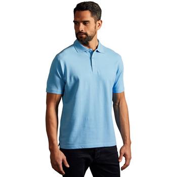 Vêtements Homme Polos manches courtes Promodoro Polo supérieur Hommes bleu ciel