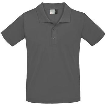 Vêtements Homme Polos manches courtes Promodoro Polo supérieur Hommes graphite