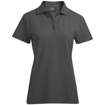 Vêtements Femme Polos manches courtes Promodoro Polo supérieur Femmes graphite