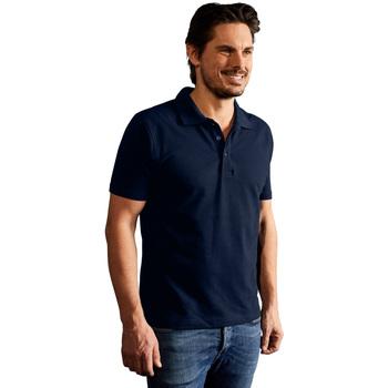Vêtements Homme Polos manches courtes Promodoro Polo Premium Hommes bleu marine