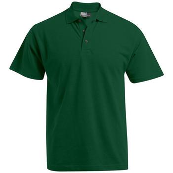 Vêtements Homme Polos manches courtes Promodoro Polo Premium grandes tailles Hommes vert forêt