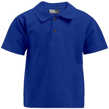 Vêtements Enfant Polos manches courtes Promodoro Premium Polo Enfants bleu roi